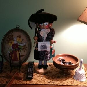 Steinbach nutcracker signed